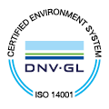 dnv iso14001